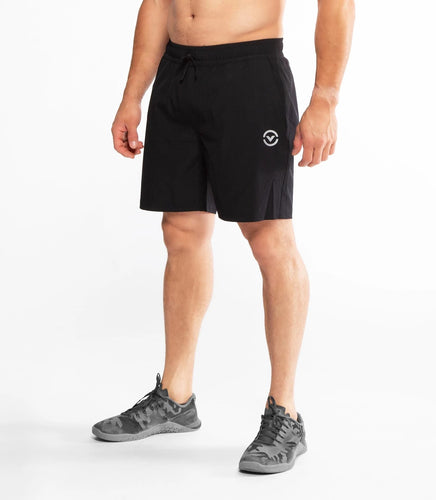 ST9 | Evo Performance Short | Black/Silver