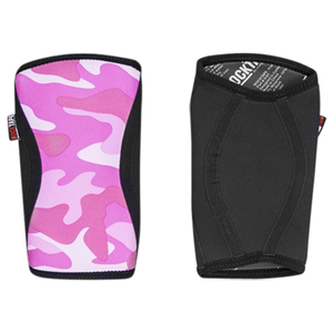 Rocktape Knee Sleeves Pink Camo
