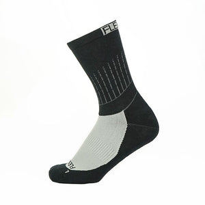 Flexion ArchFlex Crew Socks - Black