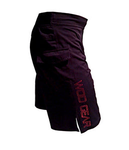 Wod Gear Men's Wod Shorts Black