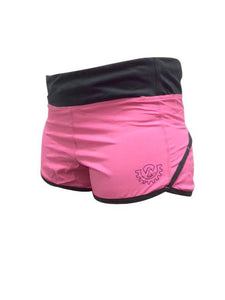 Wod Gear Ladies Air Tech Shorts Pink