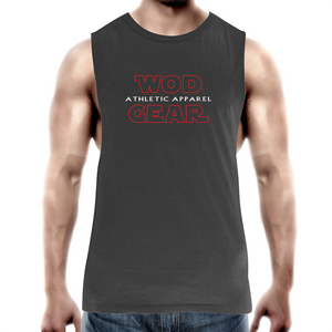 Wod Gear Limited Edition Last Jedi Men's Tank - Black