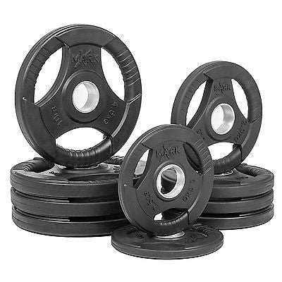 Rubber Coated Olympic Change Plate Set