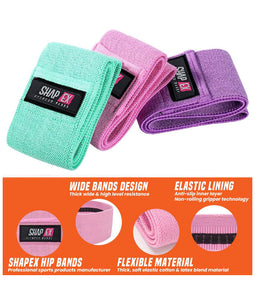 ShapEx Booty Band Set