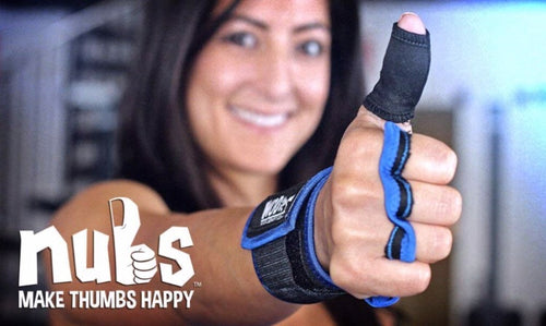 JerkFit Nubs Finger Sleeves (Pair)