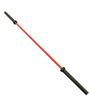 Wod Gear 20kg Cerakote Barbell Red/Black