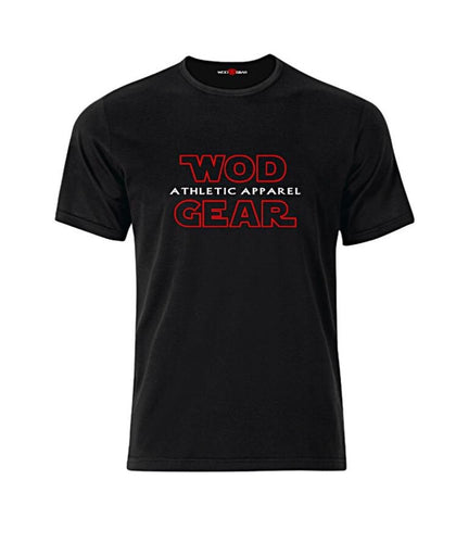 Wod Gear Limited Edition Last Jedi Men's T-Shirt - Black