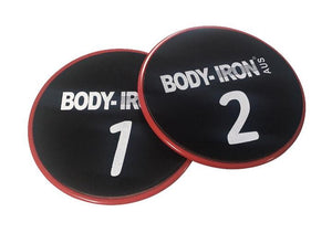 Body Iron Ab Sliders