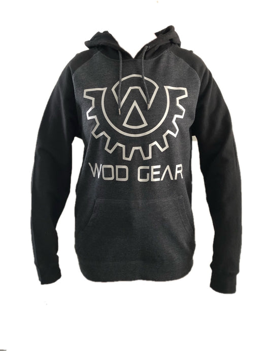 Wod Gear Hoody Charcoal/Black