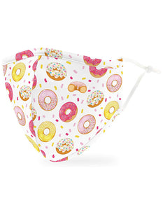 Face mask adult - Donuts