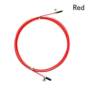 Speed Rope Replacement Cable Red