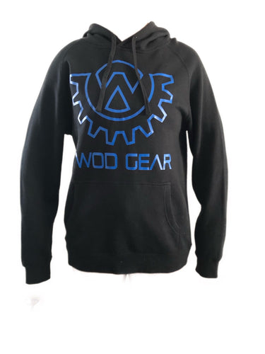 Wod Gear Hoody Black/Blue