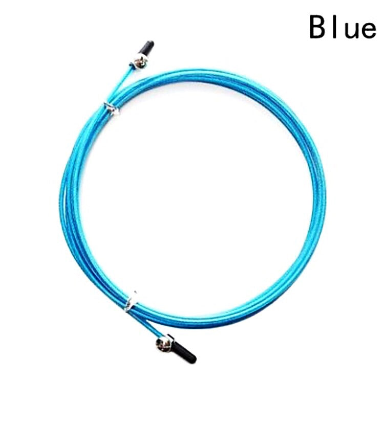 Speed Rope Replacement Cable Blue