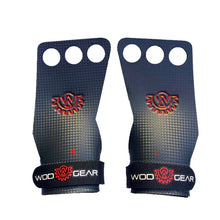 Wod Gear Carbon Grips 3 Finger