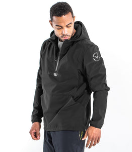 Pace Breaker Half-Zip Jacket | Black UNISEX