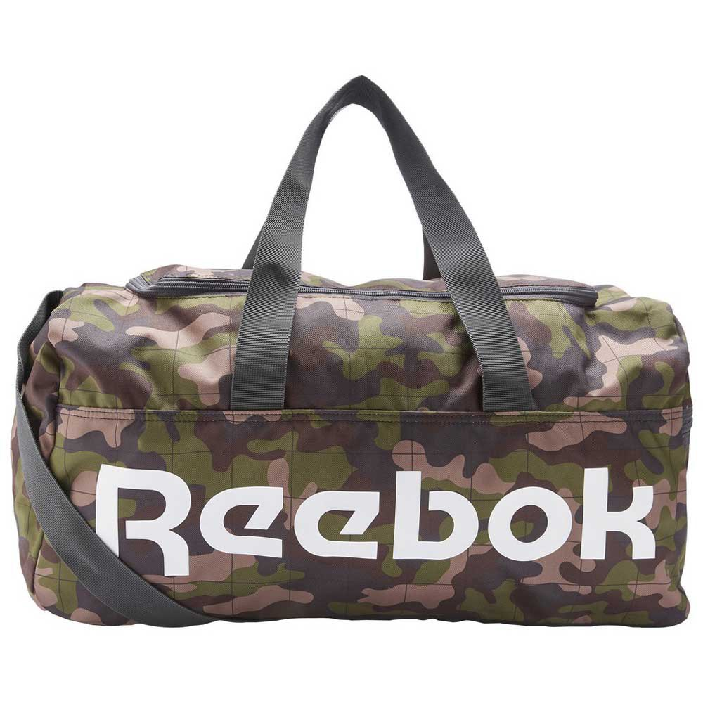 Reebok Core Graphic Medium Grip Gym Bag
