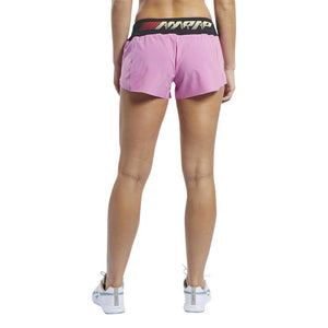 Reebok CrossFit Knit AMRAP Women's Shorts - Posh Pink