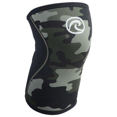 Rehband RX Knee Sleeves Camo 5mm (Pair)