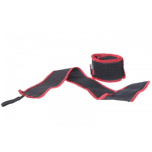 RockTape Rock Wrist Wraps Black/Red