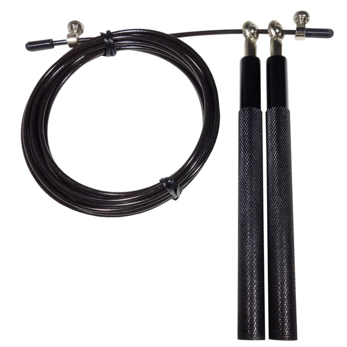 Revolution Alloy Speed Rope Black