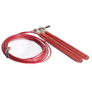 R1 UltraLite Alloy Speed Rope Red