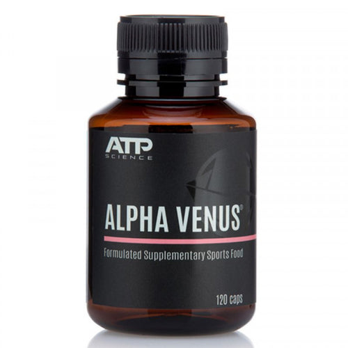ATP Science Alpha Venus 120 Capsules