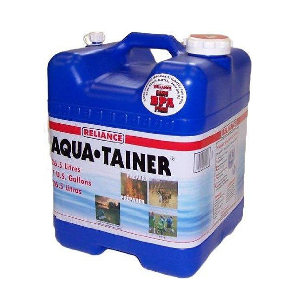 Reliance Products® Aqua-Tainer 7-Gallon Rigid Water Container