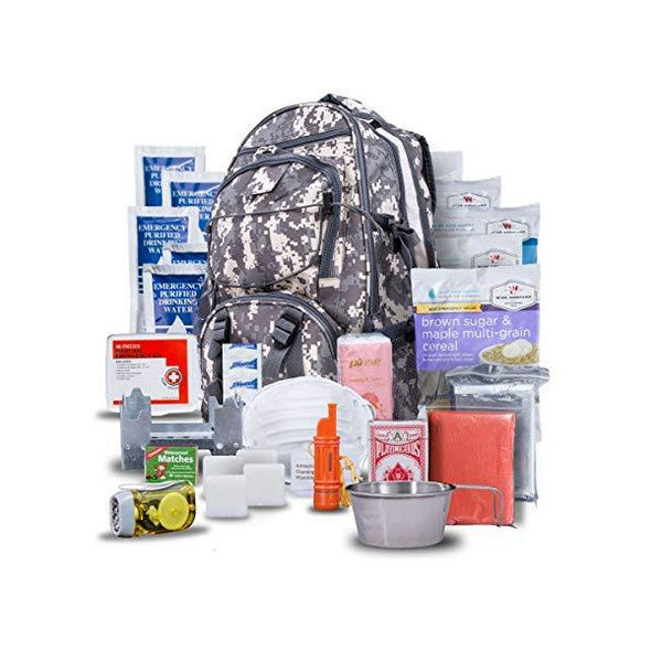 Wise Company® Food & Emergency Supply Backpack