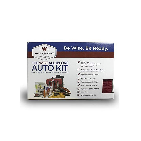 Wise Company, All-In-One Auto Kit