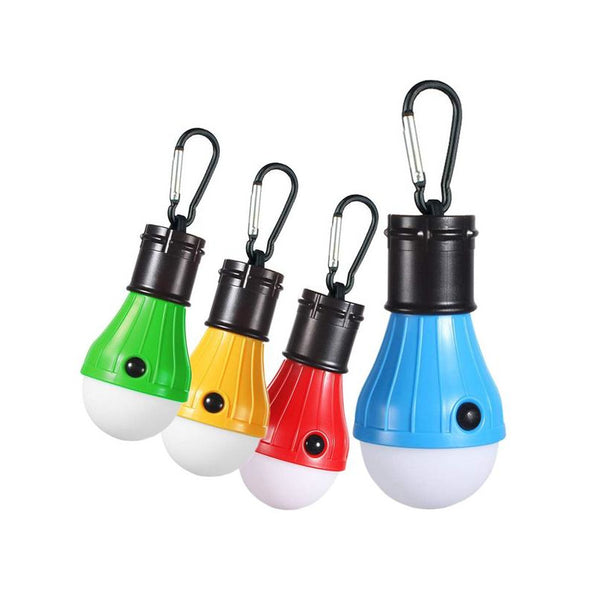 Zoojee Studio® Camping Lights Bulb 4-Pack
