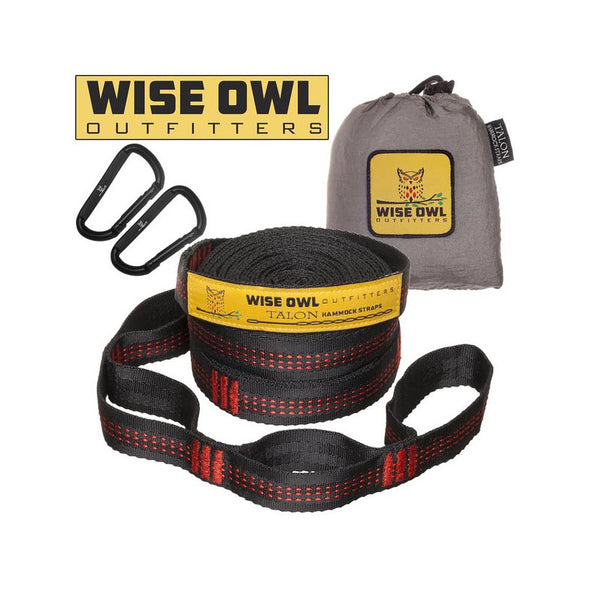 Wise Owl Outfitters® Talon Hammock Straps
