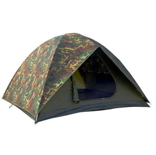 NTK HUNTER GT® 3-4 Person 7'x7' Waterproof Camo Tent