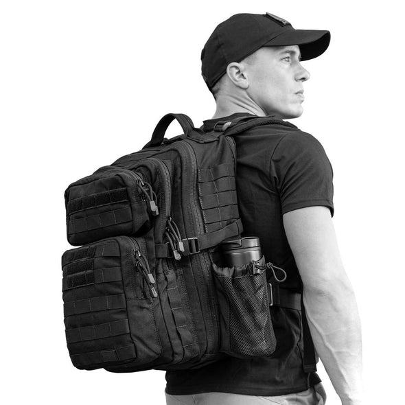 SERGEANT® Ballistic Nylon Tactical Backpack