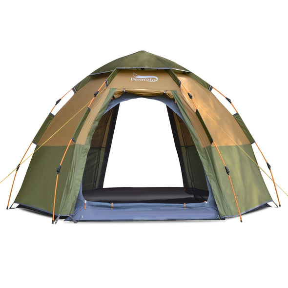 DESERT & FOX® 3-4 Person Camping Tent