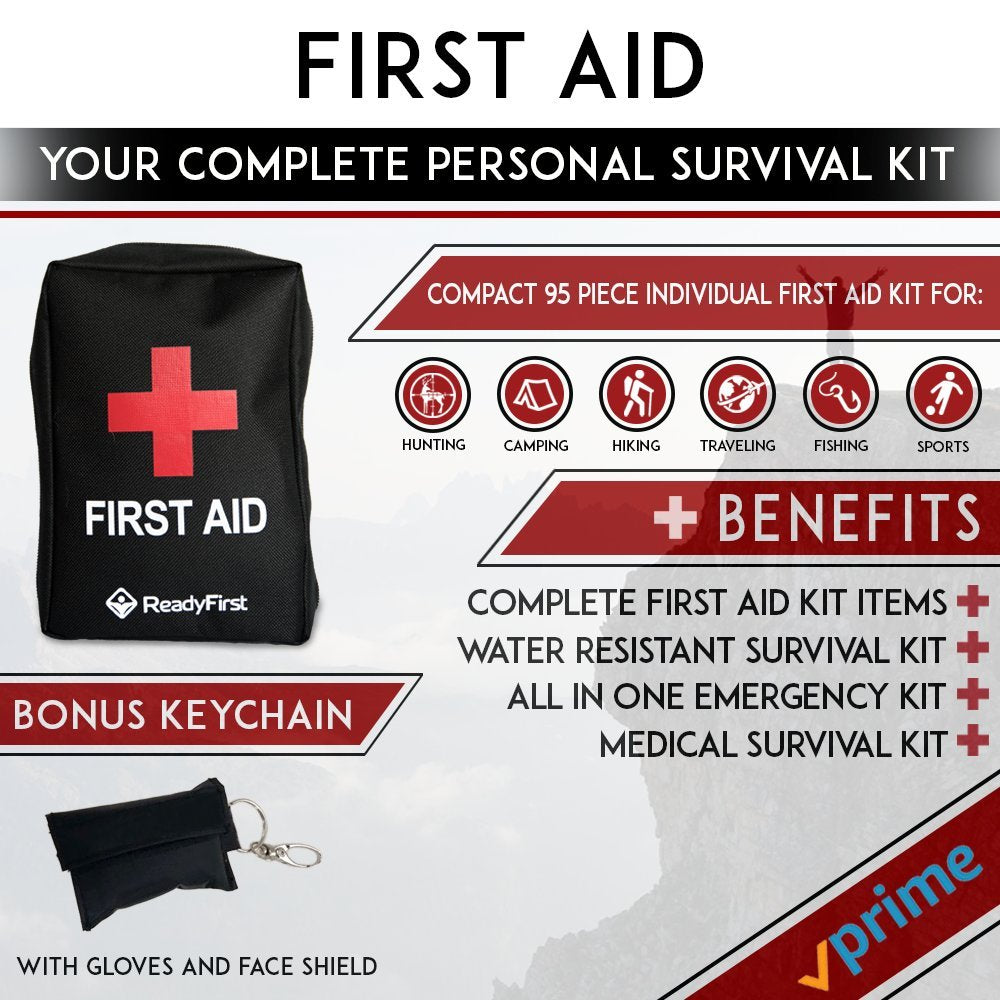 Ready First® First Aid Kit