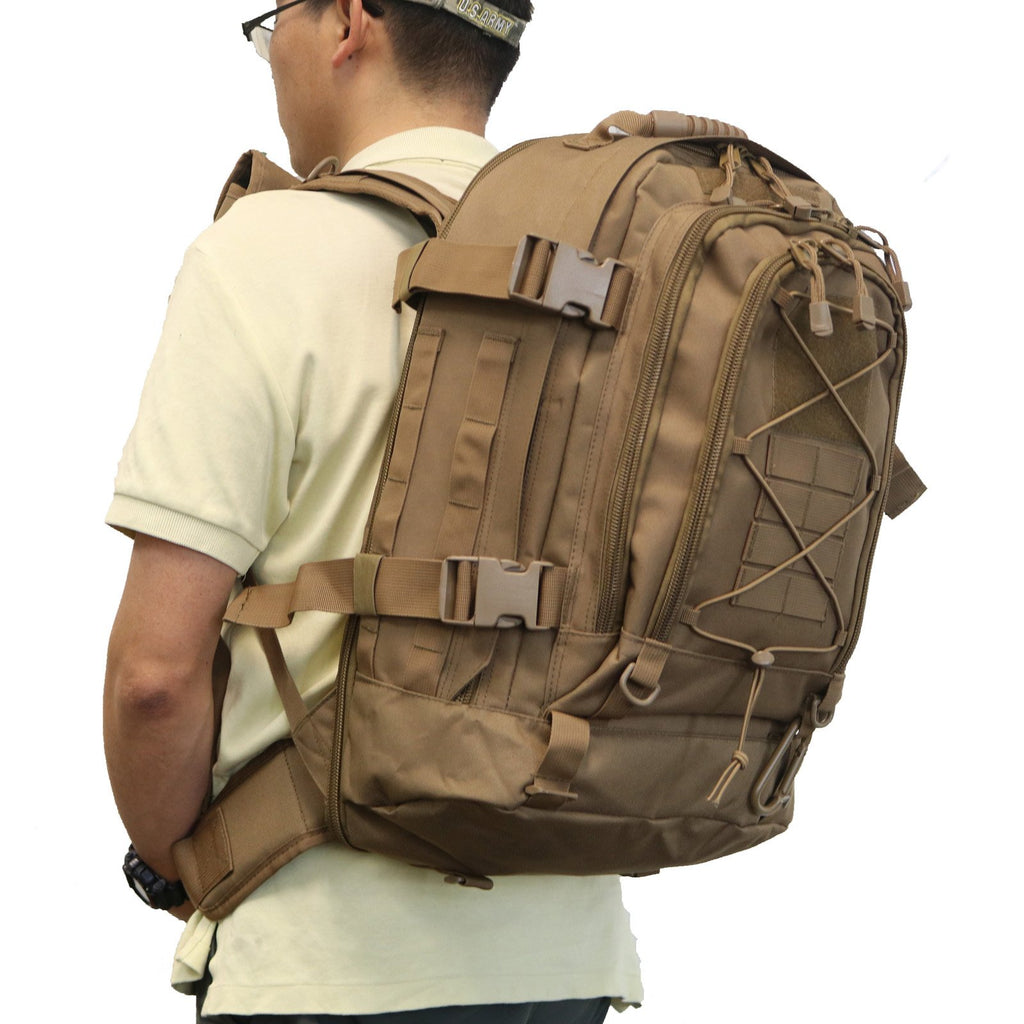 ARMYCAMOUSA® 3-Day Expandable Backpack (40-60 Liters)