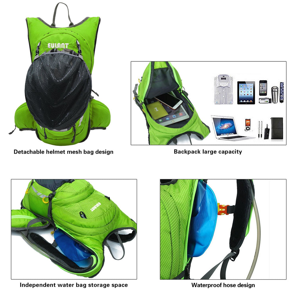 EULANT® Hydration Multi-Function Backpack (Water bladder not included)