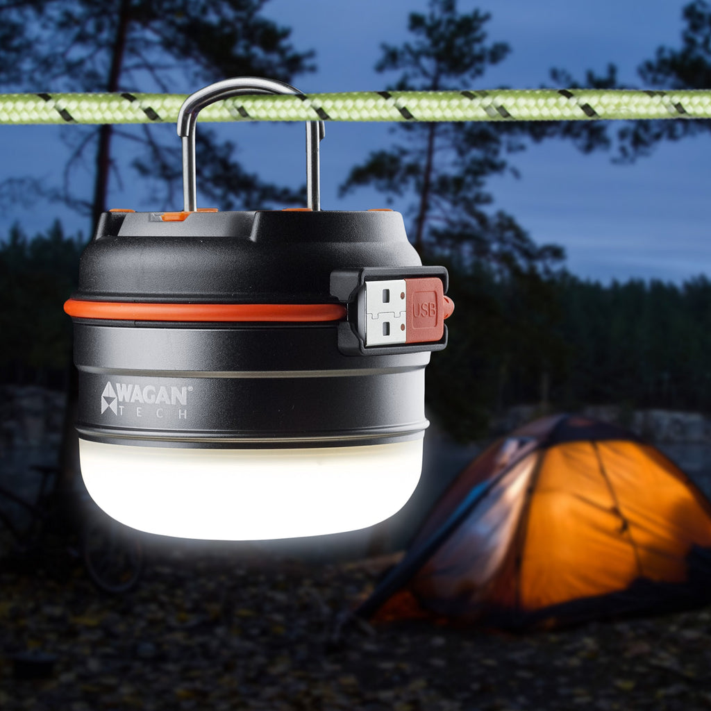 WAGAN® Rechargeable LED Camping Lantern