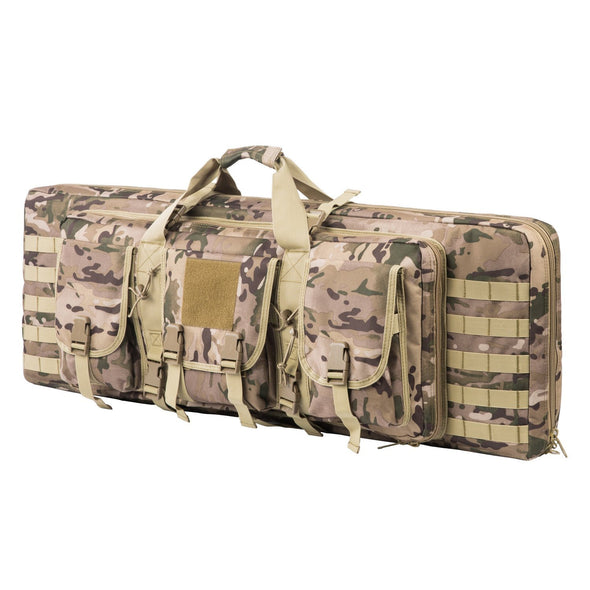 ARMYCAMOUSA® 38-Inch Double Rifle Bag