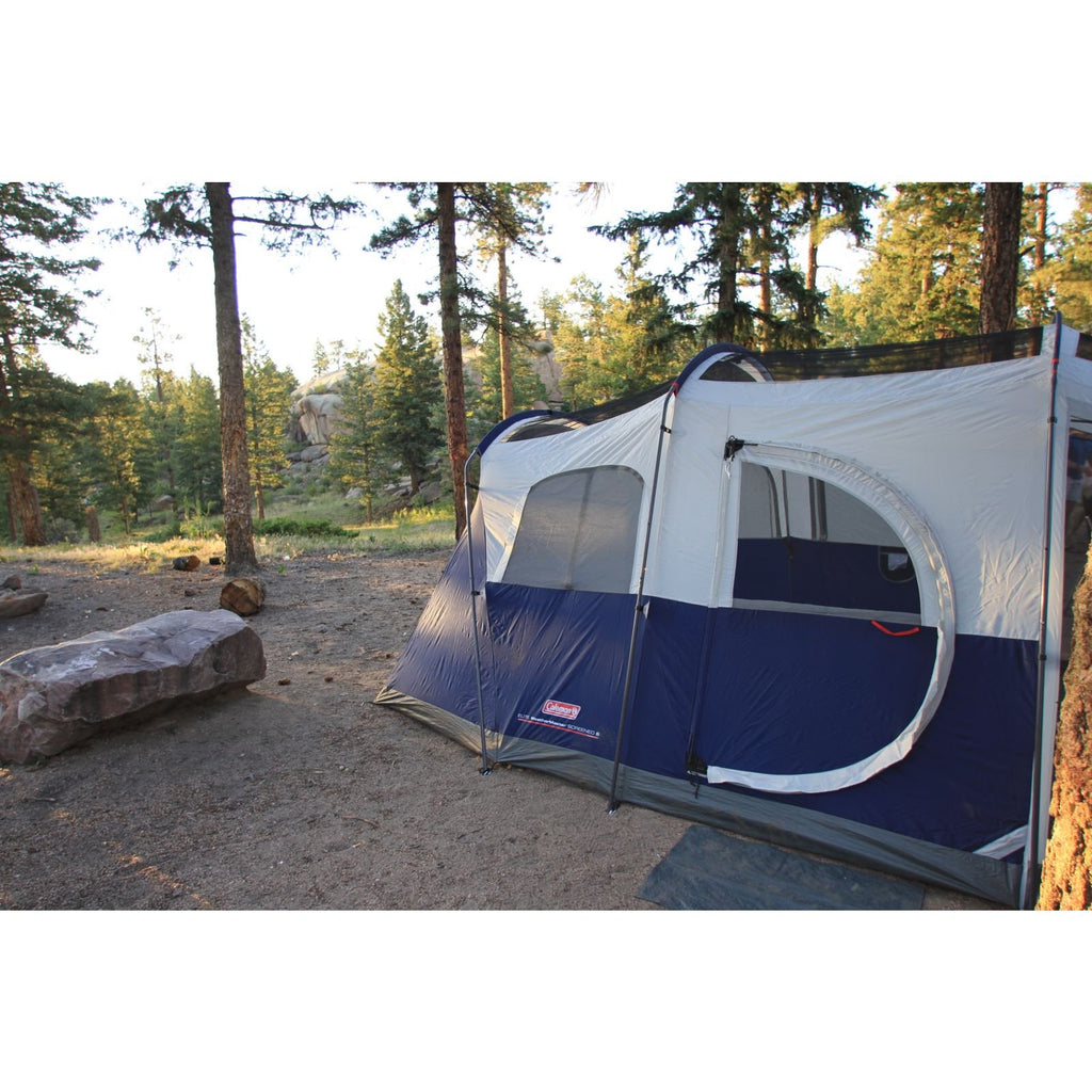 Coleman® Elite WeatherMaster 6-Screened Tent