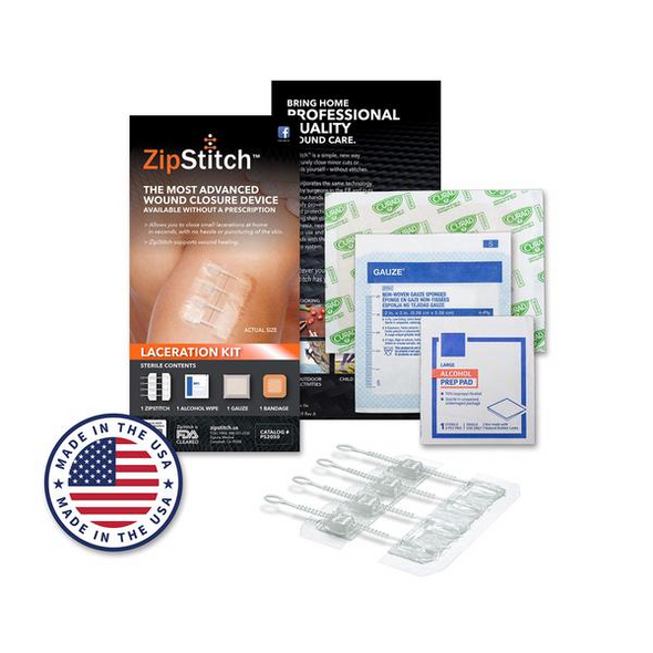 ZipStitch Laceration Kit