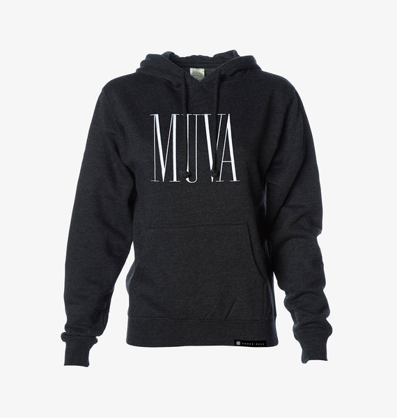 Charcoal MUVA Pullover Hoodie