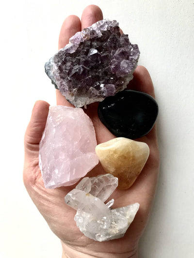 Crystal Meanings & Energy Healing Powers