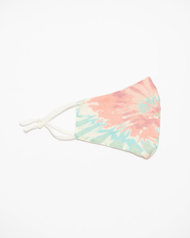 Liv Rocks Face Mask - Tie Dye - Liv Rocks + Cute Face Masks