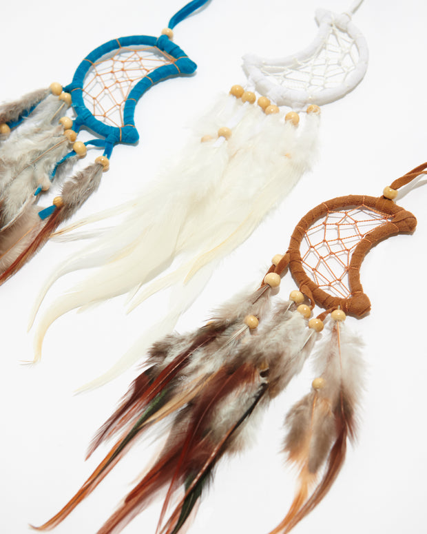 Crescent Moon Dream Catcher - Liv Rocks + Cute Face Masks
