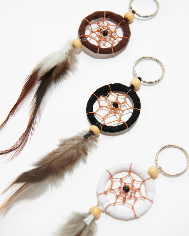Dream Catcher Key Chain - Liv Rocks + Cute Face Masks
