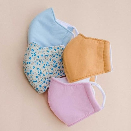 Toddler Citizen Face Masks - Liv Rocks + Cute Face Masks