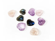 Amethyst Pocket Heart - Liv Rocks + Cute Face Masks