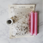 Bath Ritual Kits - Liv Rocks