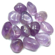 Tumbled Amethyst Stones - Liv Rocks + Cute Face Masks